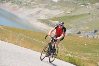 picture of the Col de la Croix de Fer