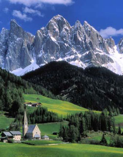 picture of the Santa Maddalena