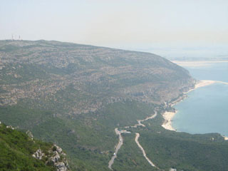 picture of the Serra de Arrabida