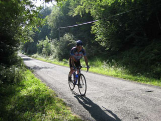 picture of the Col de Spandelles