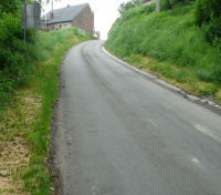 picture of the Triple Mur de Monty