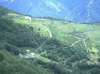 picture of the Col de l'Aspin