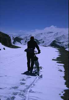 picture of the Lalung La Pass