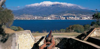 picture of the Mt Wellington