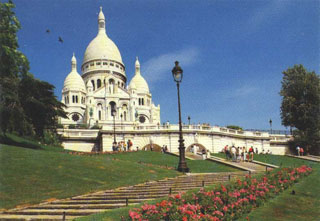 picture of the Montmartre