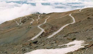 image of the Pico-de-Veleta-